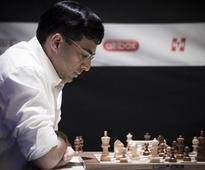 Candidates 2014, Round 14 Live Chessboard: Anand vs Svidler