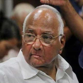I am not contesting Lok Sabha polls: Pawar on Shinde's remarks