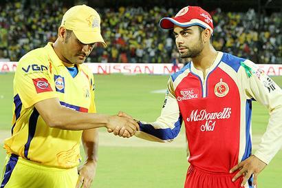 Kohli, Dhoni set to be retained by respective IPL franchises