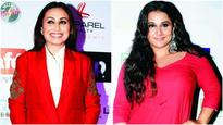 Vidya Balan gives Rani Mukerji the fake laugh award!