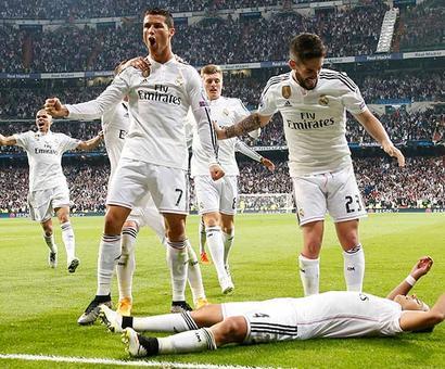 Champions League semis draw: Real to take on Atletico; Monaco v Juventus