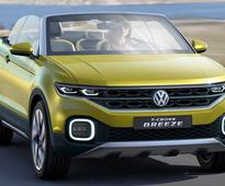 Volkswagen to unveil T-Cross compact SUV in 2018