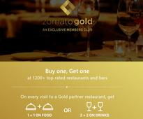 Zomato Gold's revenue on day one: ~2.5 crores [The psychology of FOMO]