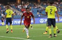 U-17 World Cup: Ghana beat Colombia in Group A opener