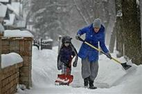 'Snowmaggedon' takes aim at winter-weary US east