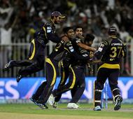 PHOTOS: Kolkata pull off last-gasp win over Bangalore
