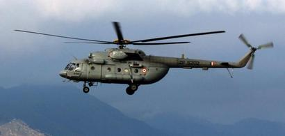 7 dead as IAF chopper crashes near Tawang