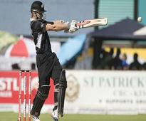 Live reporting: New Zealand lose 3rd wicket