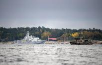 Swedish military calls off hunt for suspected submarine