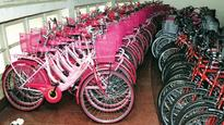 Bicycles to be Given to Students
