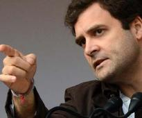Rahul Gandhi to tour, address rally in Narendra Modi's Gujarat today