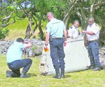 'MH370 debris' found