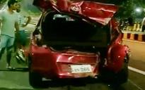 3 drunk naval officers arrested after car runs over pavement dweller in Vizag