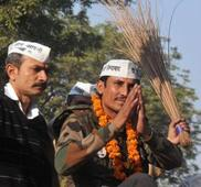26/11 hero wins on AAP ticket, defeats 3-time BJP MLA