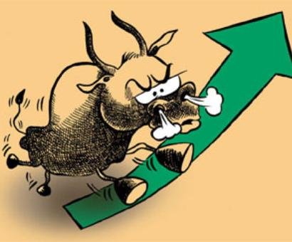 Markets zoom; Nifty hits 8,600