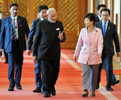 India asks S Korea to help in getting NSG membership