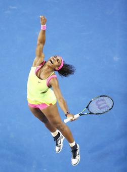 Serena Williams crushes Sharapova to clinch Australian Open