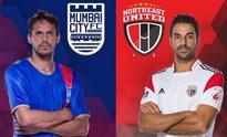 Live Update, ISL MUM vs NEU: Half-time; Mumbai City FC 0-0 NorthEast United FC