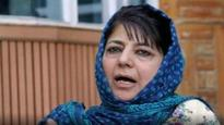 Mehbooba meets PM, presents 3-point action plan to bring peace