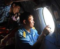 Search for jet yielding only more mystery