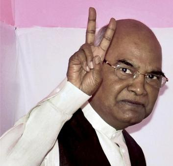 99% turnout in Prez poll; Shivpal votes for Kovind