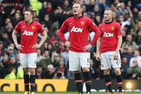 Humbled Manchester United slipping into mediocrity
