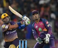 Pune score 182/5 against KKR
