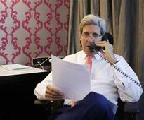 Israeli Prime Minister Asks for US Help on Gaza Truce: John Kerry