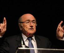 Blatter Remains Defiant Amid Storm Before FIFA Election