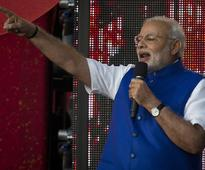 AAP backstabbed voters, Kiran Bedi will take Delhi to new heights: Modi