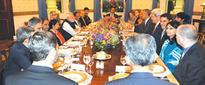 Modi, Obama agree to discuss more substantive issue today US President hosts dinner for India's PM