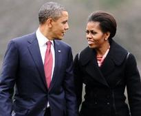 Obama, Michelle cut short India trip to meet new Saudi king in Riyadh