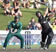 Guptill smashes 180 to level ODI series