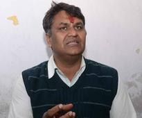 Binny attacks party again