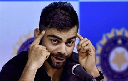 Key factors to India's success in South Africa, in Kohli's words