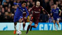 Champions League, Barcelona vs Chelsea: 'Genius' Iniesta fit to play; Willian demands 'perfect job'