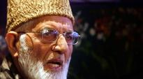 Hurriyat (G) appoints Geelani as life-time chairman