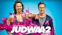 Varun Dhawan, Jacqueline Fernandez & Taapsee Pannu starrer 'Judwaa 2' is all set to join 100 crore club