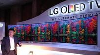 LG releases OLED TV for Rs 9.99 lakh