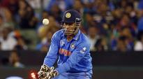M S Dhoni injured during practice; management says no worries