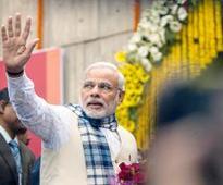 Sonia Gandhi saved Rahul by not naming him PM candidate, Narendra Modi says