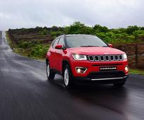 Compass SUV crosses 10,000 bookings mark