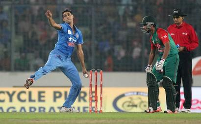 Ashish Nehra back in team for T20 series vs Australia
