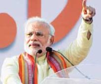Congress lacks democracy: Modi