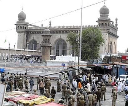 Judge who acquitted Aseemanand and others in Mecca Masjid case resigns