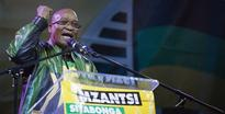 Zuma promises to work with all in new South African government
