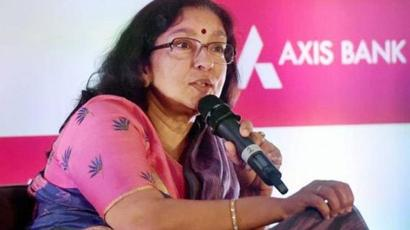 'Axis Bank became a true universal lender under Shikha Sharma'