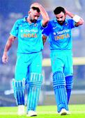 Kohli, Dhoni join hands to thrash New Zealand