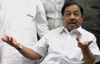 Congress rebel Narayan Rane meets Rahul Gandhi