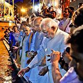 Need a clean Ganga: Narendra Modi
